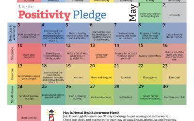 Take the Positivity Pledge