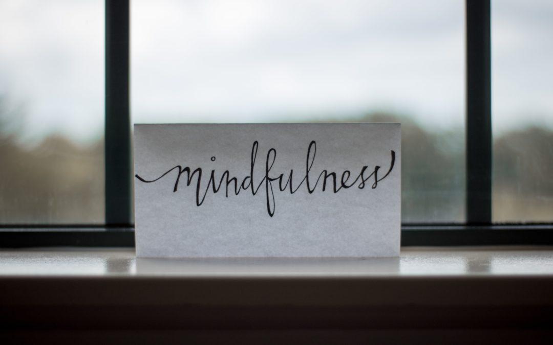 Teaching Mindfulness: from a high school teacher's perspective